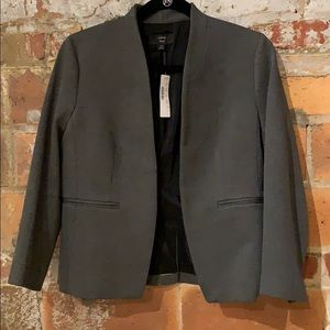 "NWT J. Crew ""going out"" blazer in stretch twill"